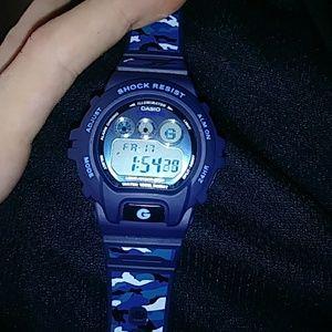 Baby club g gxs-690. Blue camo